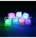 Glowit Led ijsblokje - 30mm x 30mm x 30mm - Wit