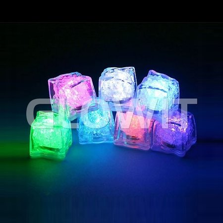 Glowit Led ice cube - 30mm x 30mm x 30mm - White