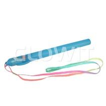 Flashing poi party stick Blauw