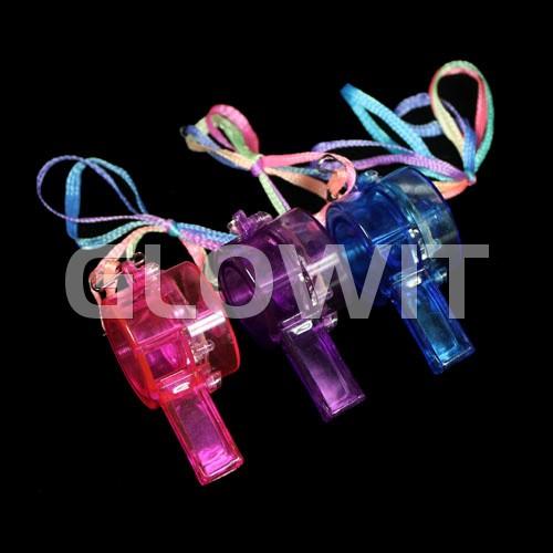 Glowit Flashing LED wistle