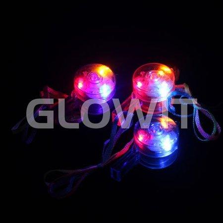 Glowit Flashing LED fluitje