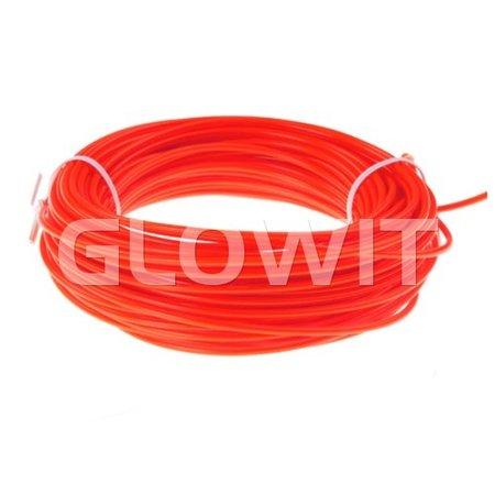 Glowit EL wire - 20m x 3.2mm - Red