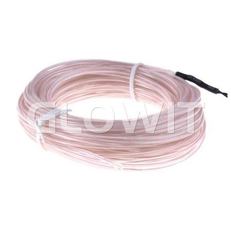 Glowit EL wire - 20m x 3.2mm - White