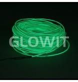 Glowit EL wire - 10m x 3.2mm - Green