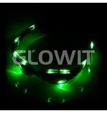 Glowit LED zonnebril - Groen