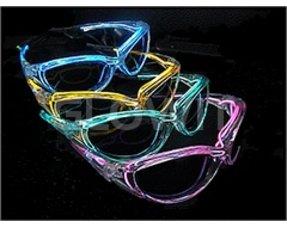 EL Neon Sunglasses