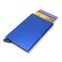 Cardprotector hardcase - Blue
