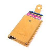 Cardprotector sleeve - Cognac