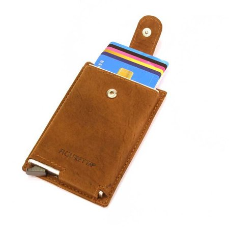 Figuretta Cardprotector sleeve - Hunter Brown