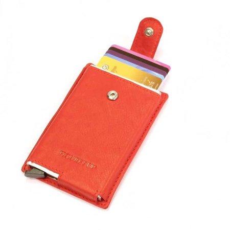Figuretta Cardprotector sleeve  - Rood