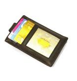 Figuretta Cardprotector sleeve Leather - Black
