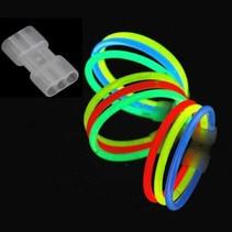 25 Connecteurs tripple pour bracelets lumuneuses (Sans bâtons)