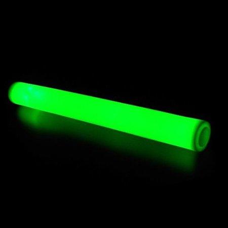 Glowit Schuimrubber LED staaf / foam stick - 400mm x 40mm - Groen