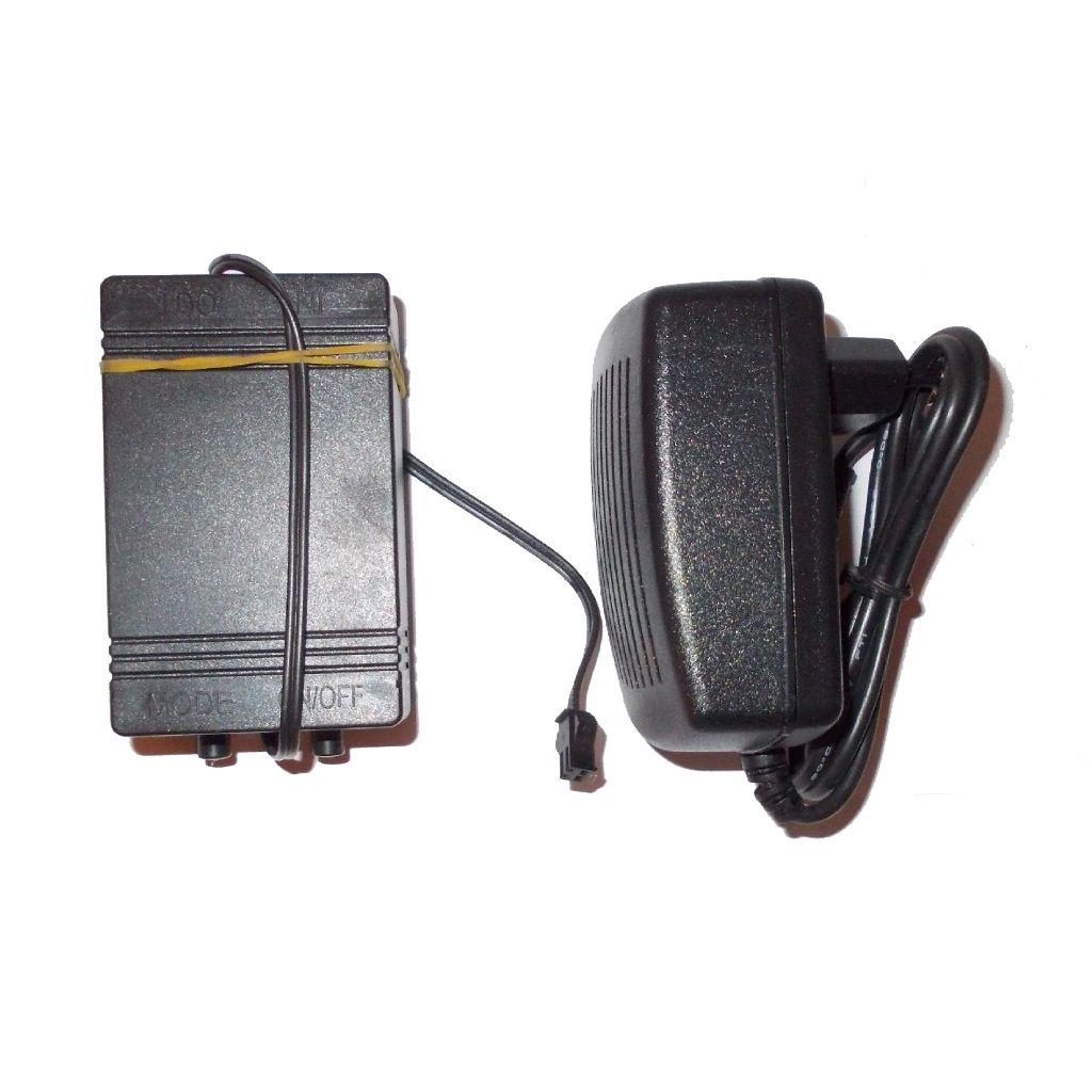 Glowit Inverteur pour fil EL 10m à 30m - 220v
