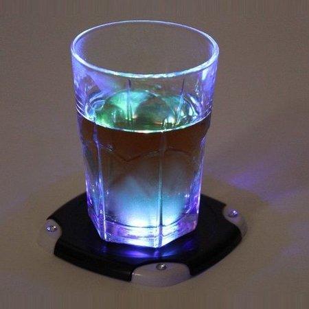 Lichtgevende onderzetter LED