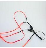 Glowit Electroluminesence (EL) wire Splitter - 3-way