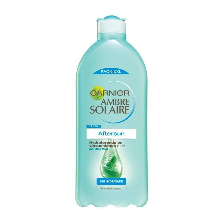 After Sun Skin Care Garnier Ambre Solaire After Sun Lotion Non Stick And Non Greasy Formula-400ml
