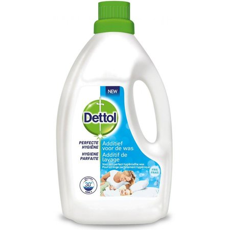 Dettol Ontsmettingsmiddel voor de Was Fresh 1500 ml