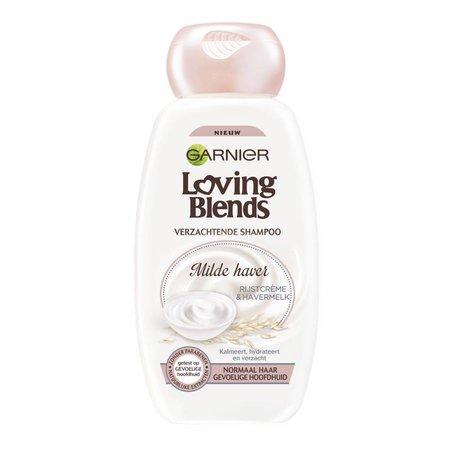 Garnier Loving Blends Milde Haferweichmachende Shampoo 250 ml
