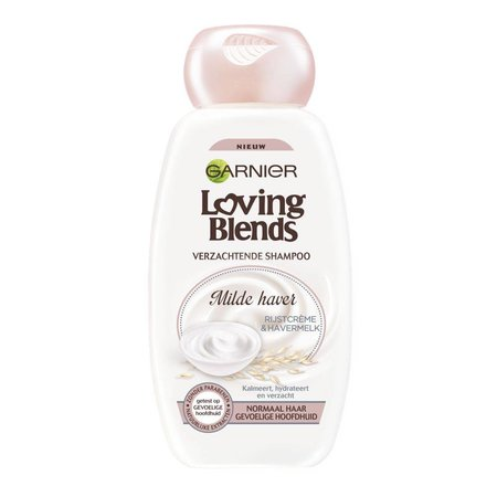 Garnier Loving Blends Milde Haver Verzachtende Shampoo 250 ml