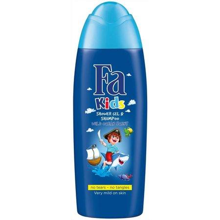 Fa Kids Shower & Shampoo Pirat 250 ml