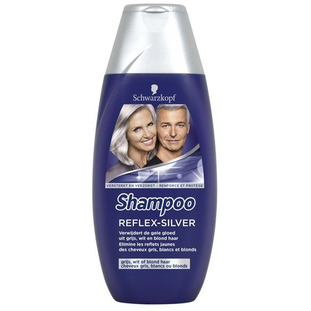 Schwarzkopf Shampoo Reflex Silber 250 ml