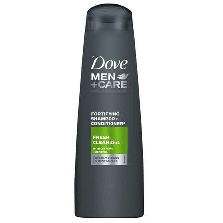Dove Men Shampoo Fresh Clean 2 in 1 250 ml