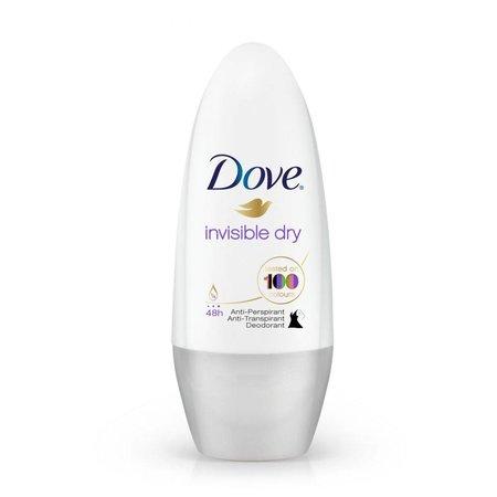 Dove Deodorant Roller unsichtbar trocken 50 ml