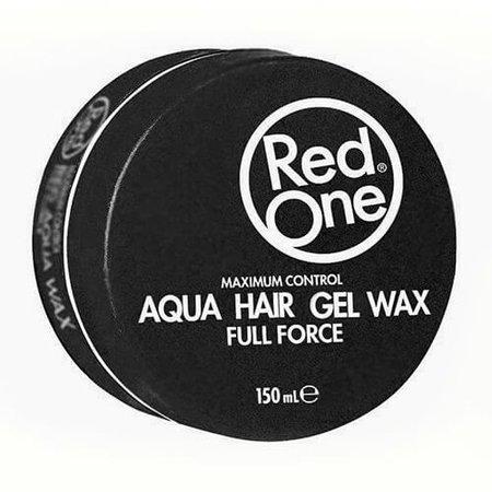 Red One Aqua Haarwachs - Schwarz