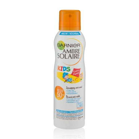 Garnier Ambre Solaire Kinder Anti-Sand Spray SPF 50+ 200 ml