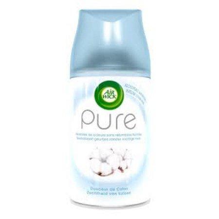 Air Wick Automatic Spray Refill Freshmatic Max Pure Softness of Cotton 250 ml