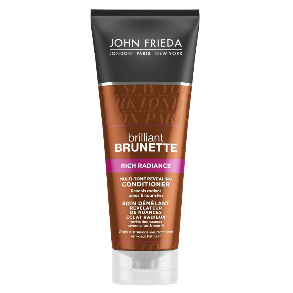 John Frieda Conditioner Brilliant Brunette Rich Radiance 250 ml