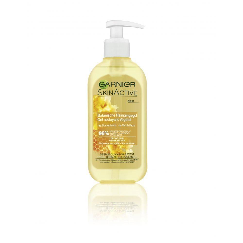 Garnier SkinActive Honing Botanische Reinigingsgel 200 ml