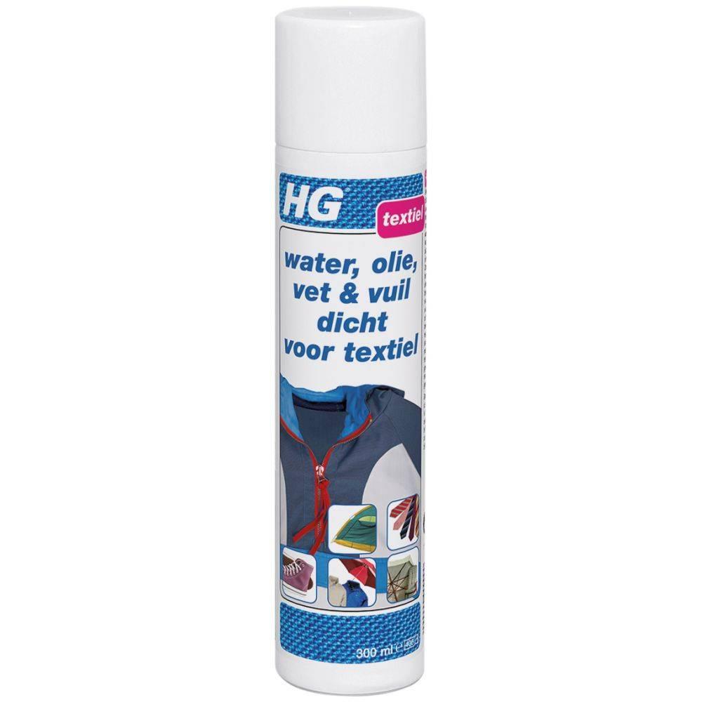 HG Wasser / Öl / Schmutz Schließen Sie für Textilien 300 ml