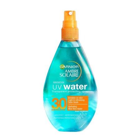 Garnier Ambre Solar UV Wasser Sonnenschutz Spray SPF 30 200 ml