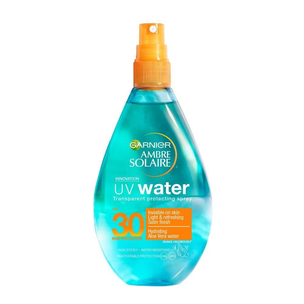 Garnier Ambre Solaire UV Water Zonnebrandspray SPF 30 200 ml