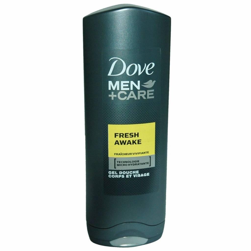 Dove Men + Care Fresh Awake - 400 ml - Duschgel
