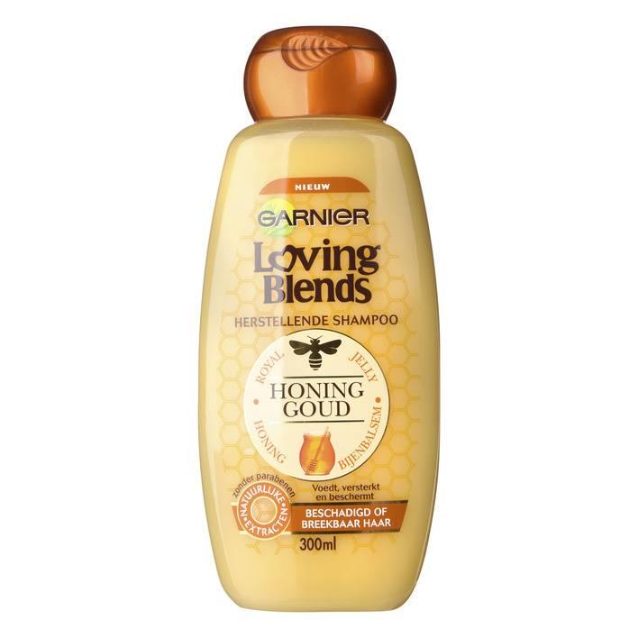Garnier Ultra Doux Geheimnis des Honigs - Shampoo 300ml - verletzliches oder zerbrechliches Haar