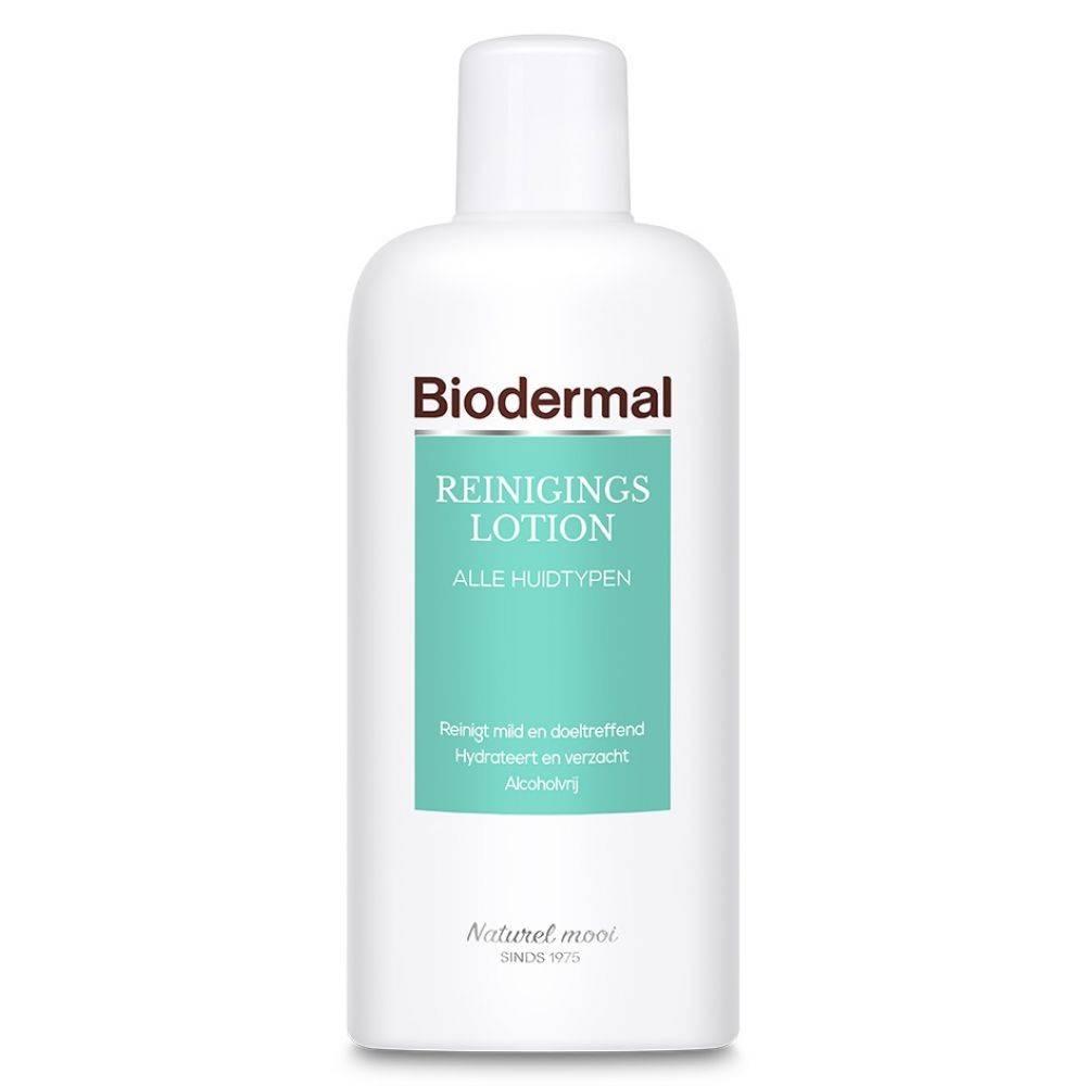 Biodermale Reinigungslotion 200 ml