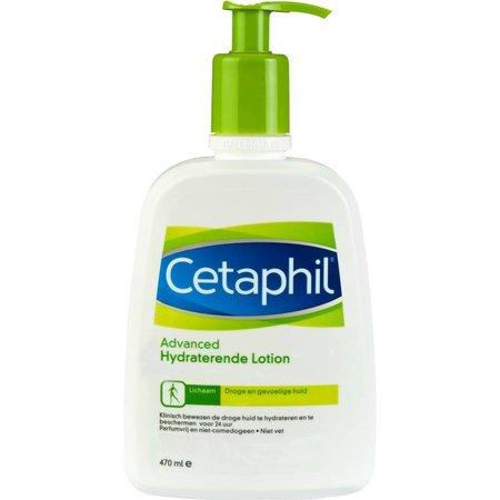 Cetaphil Avanced Lotion 470 ml
