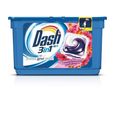 Dash 3in1 PODS Lenteboeket - 39 Wasbeurten - Wasmiddel Capsules