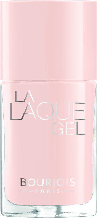 Bourjois La Laque Gel Nagellack - 25 Atti-Nude