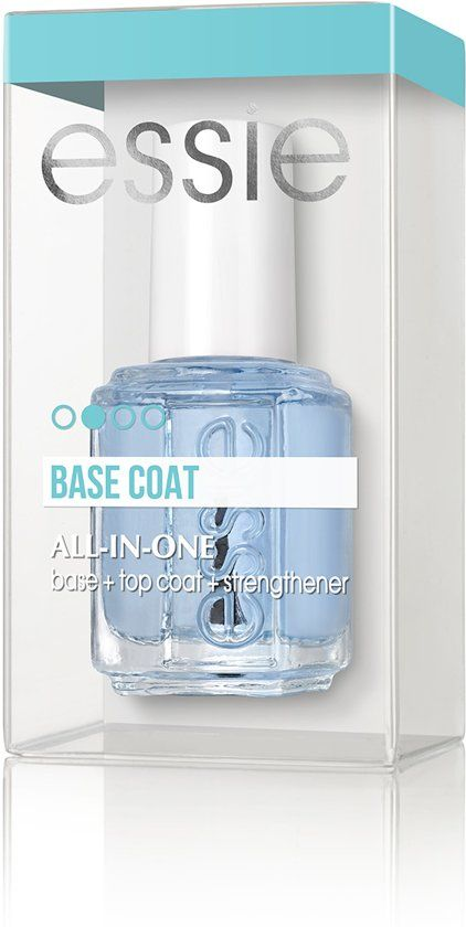essie all-in one - basecoat - nagelverzorging