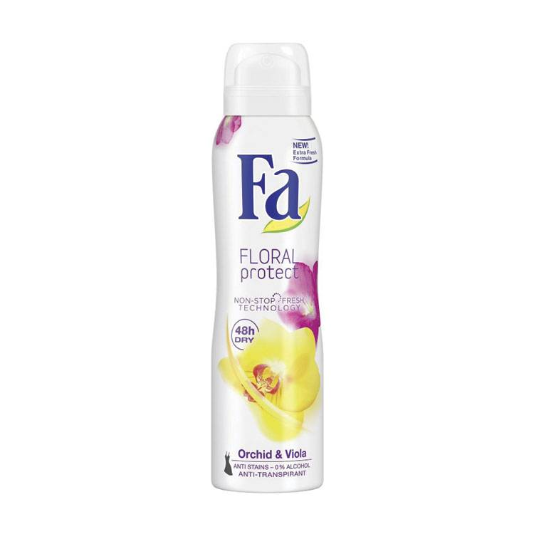 Fa Deospray Floral Protect Orchid & Violets 150 ml