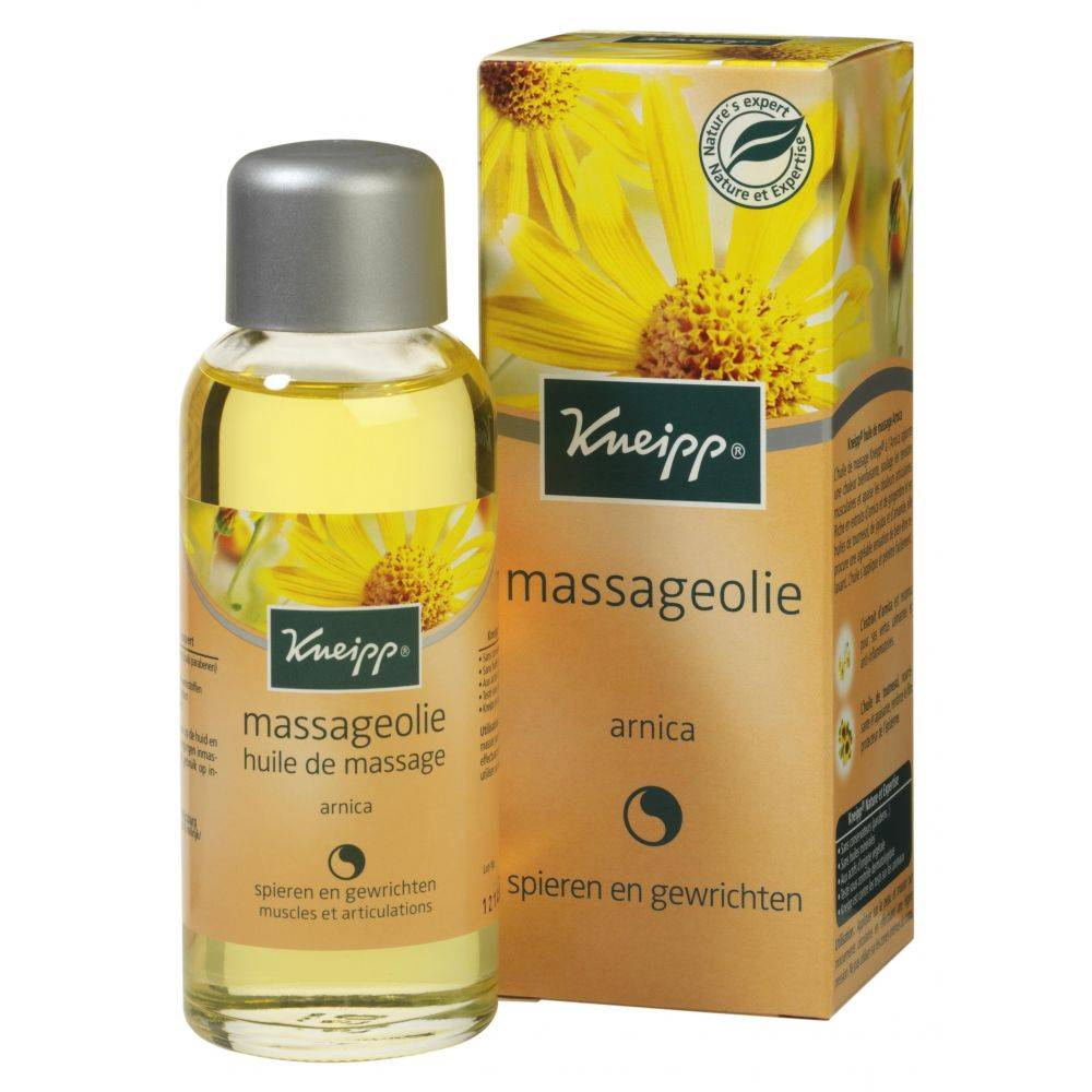 Kneipp Massageolie Arnica 100 ml