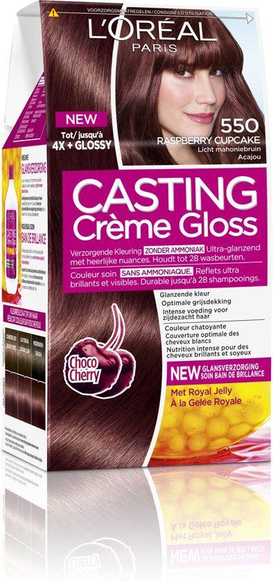 loreal haarverf casting creme gloss