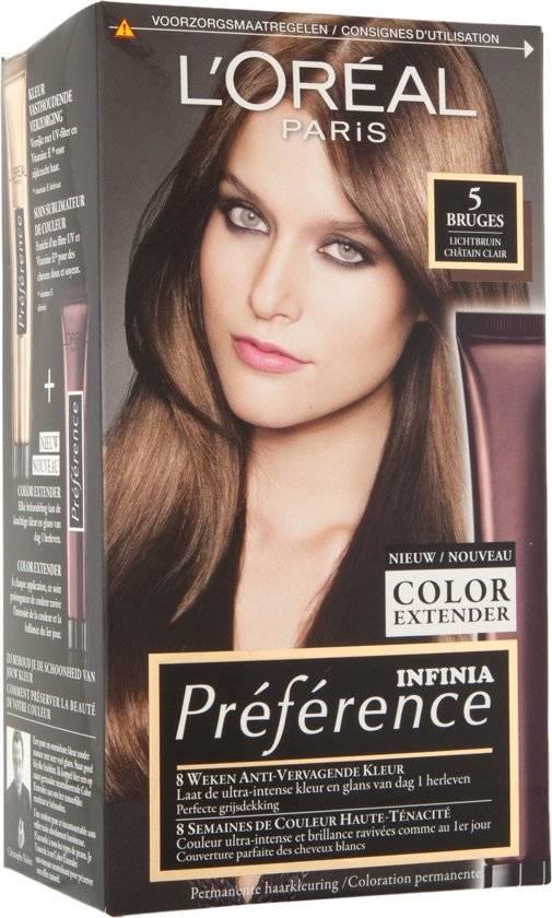 Loreal paris haarfarben tonung