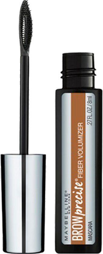 88dd42f2d9c Maybelline - Brow Precise Fiber Filler- 02 Dark Blonde - Eyebrow Mascara