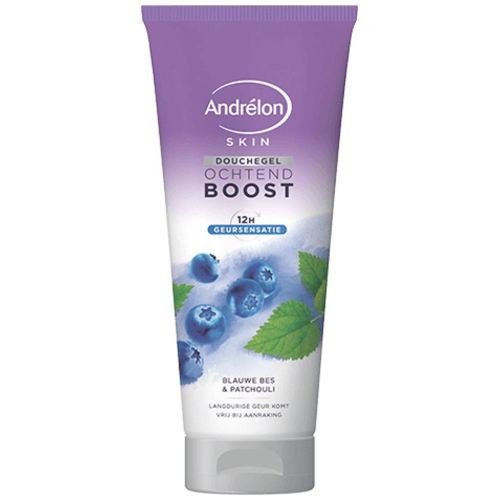 Andrelon Blue Berry & Patchouli - 200 ml - Shower Gel