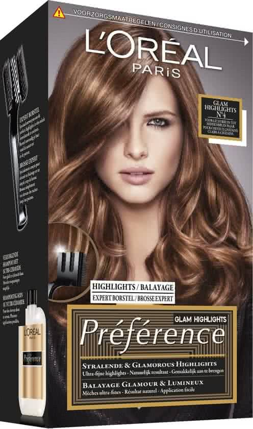 L oreal preference 4